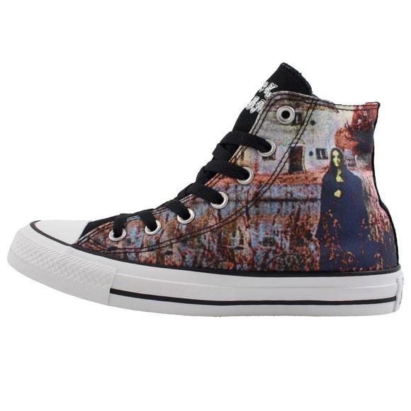69f89c36f140 Converse Other - Converse Chuck Taylor ozzy Black Sabbath Hi Shoes